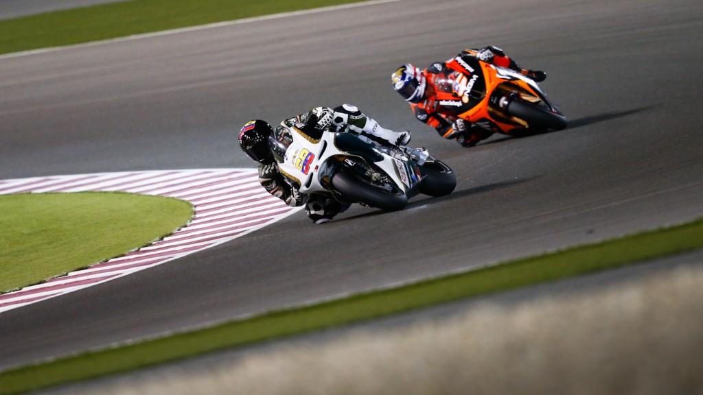 Yonny Hernandez, Paul Bird Motorsport, Qatar RAC