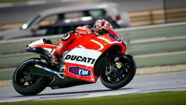 Nicky Hayden, Ducati Team, Qatar RAC