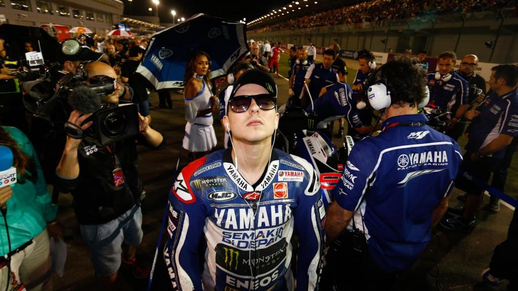 Jorge Lorenzo, Yamaha Factory Racing, Qatar RAC