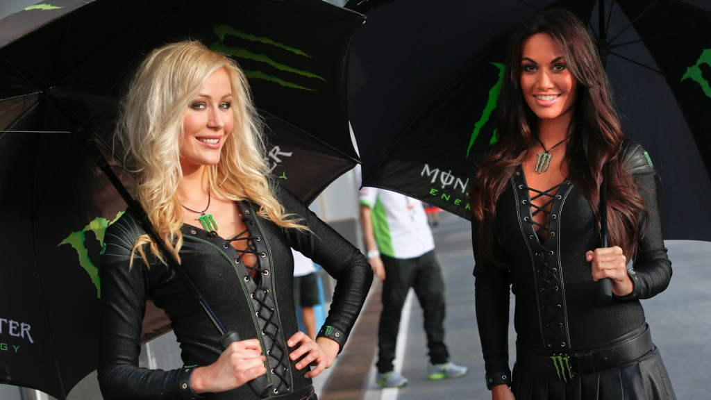 Paddock Girls, Commercial Bank Grand Prix of Qatar