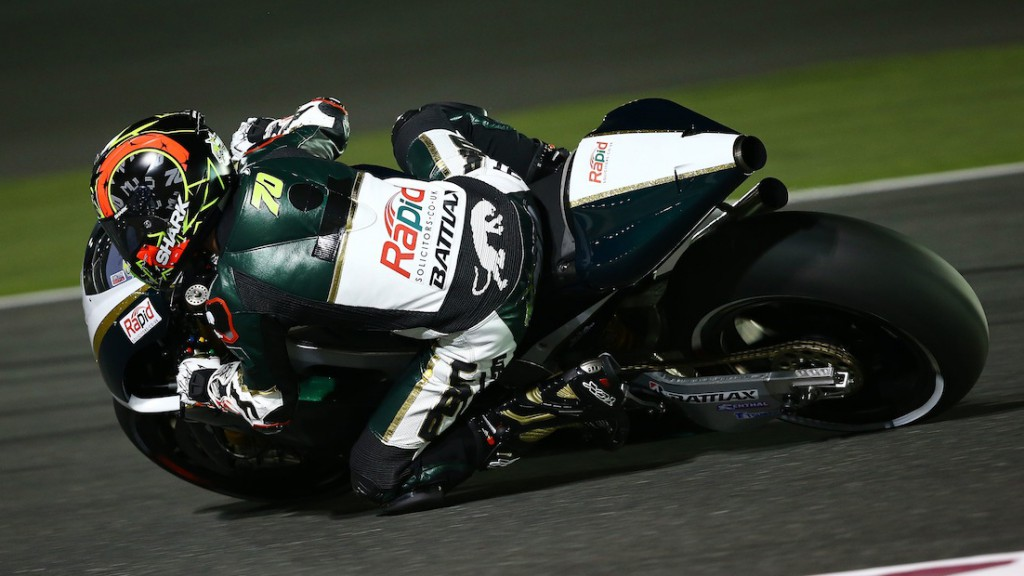 Michael Laverty, Paul Bird Motorsport, Qatar RAC