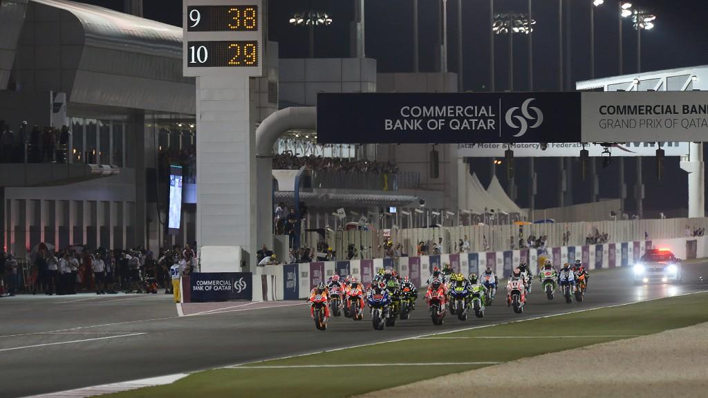 MotoGP Qatar RAC