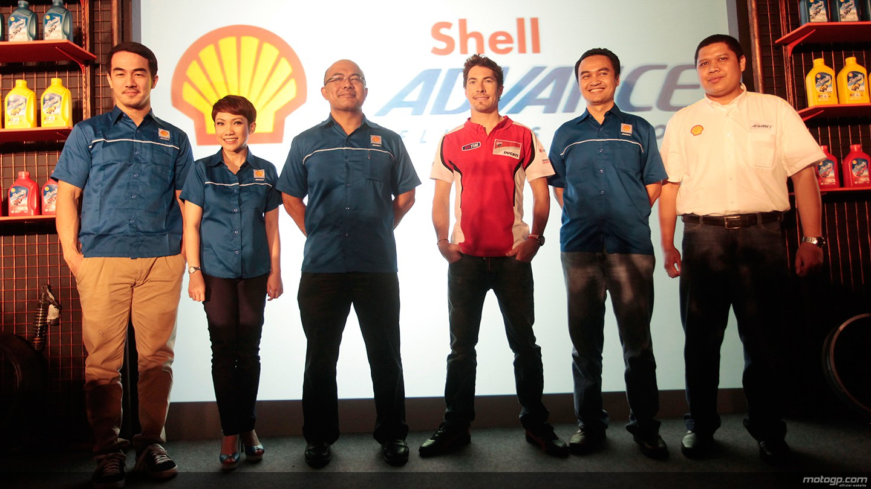 motogp.com · Nicky Hayden In Jakarta - Shell Advance Event