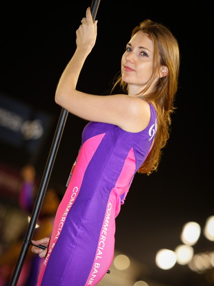 Paddock Girl, Commercial Grand Prix of Qatar