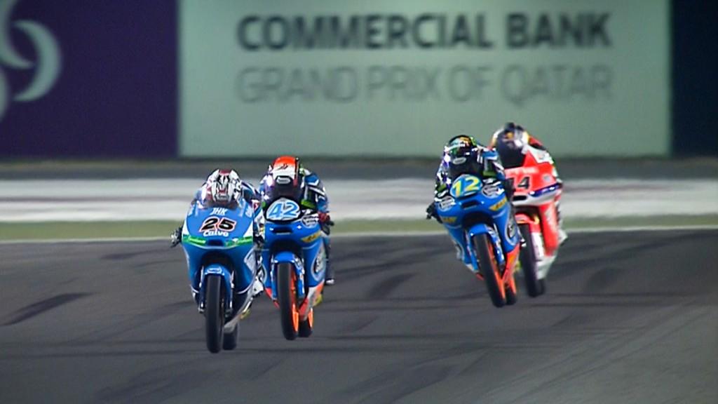 Moto3 RAC Qatar