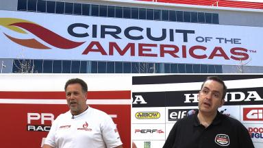 Discovering Circuit of the Americas with motogp.com