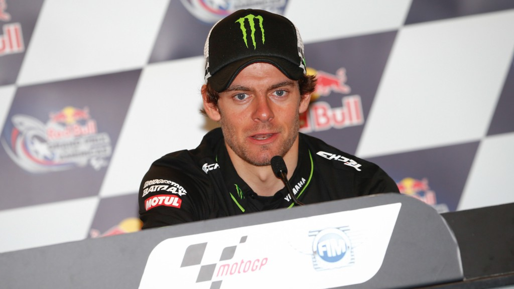 Cal Crutchlow, Red Bull Grand Prix Of The Americas Press Conference
