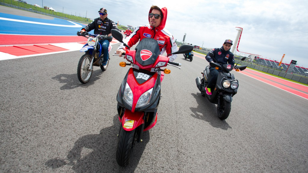 Discovering COTA, Red Bull Grand PRix of the Americas Preevent