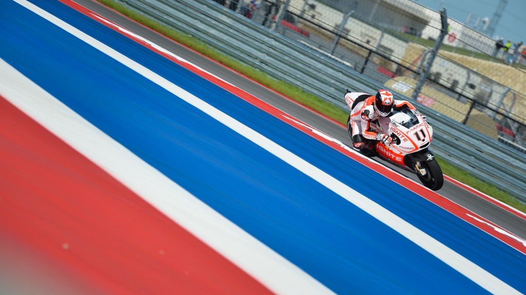 Ben Spies, Pramac Racing Team, COTA FP2