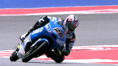 Americas 2013 - Moto3 - FP2 - Highlights