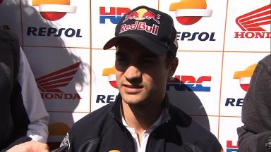 Pedrosa perplexed by lack of grip