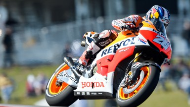 Dani Pedrosa, Repsol Honda Team, COTA FP2