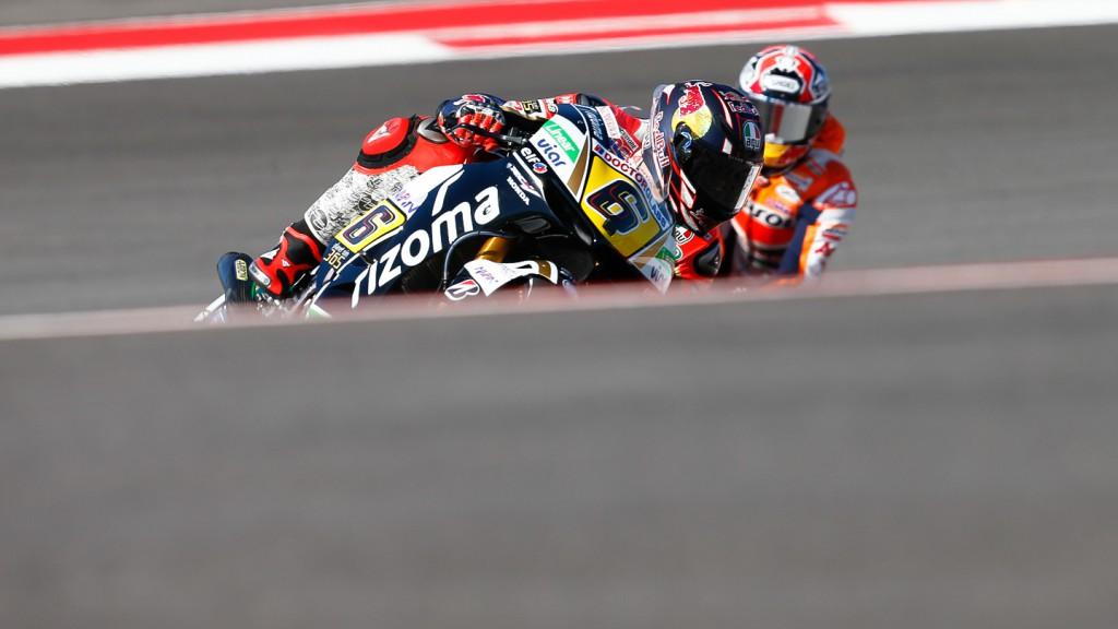 Stefan Bradl, LCR Honda MotoGP, COTA Q2