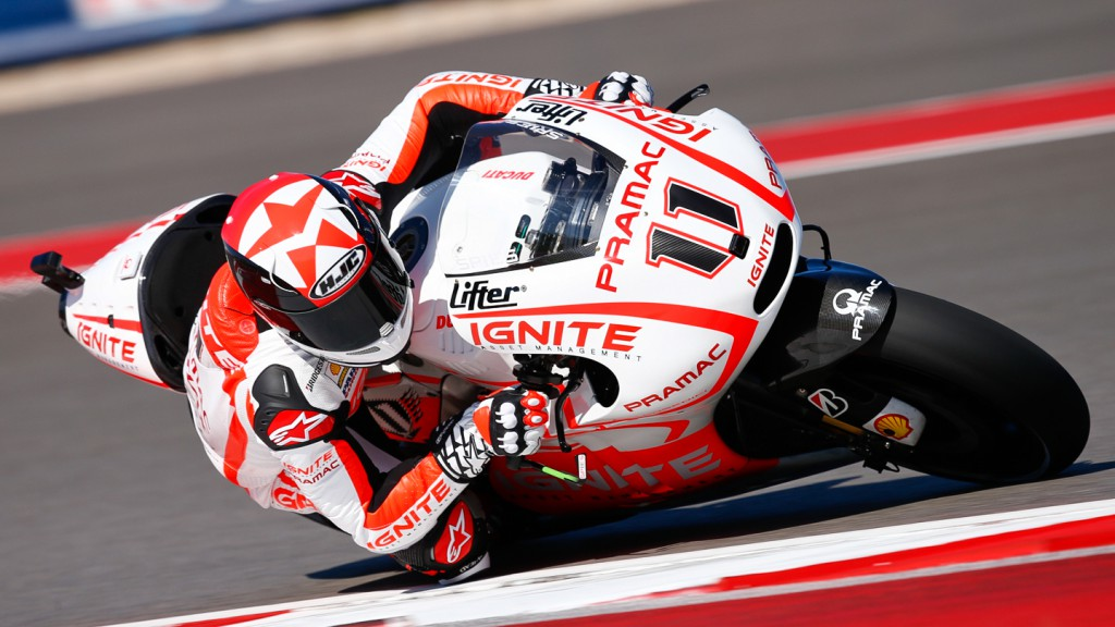 Ben Spies, Pramac Racing Team, COTA Q2