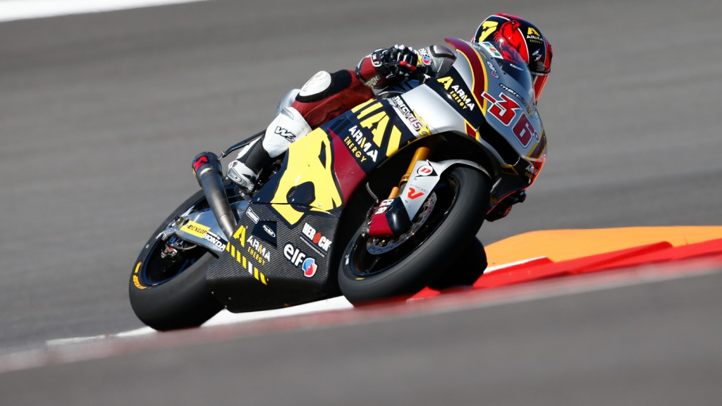 Mika Kallio, Marc VDS Racing Team, COTA QP2