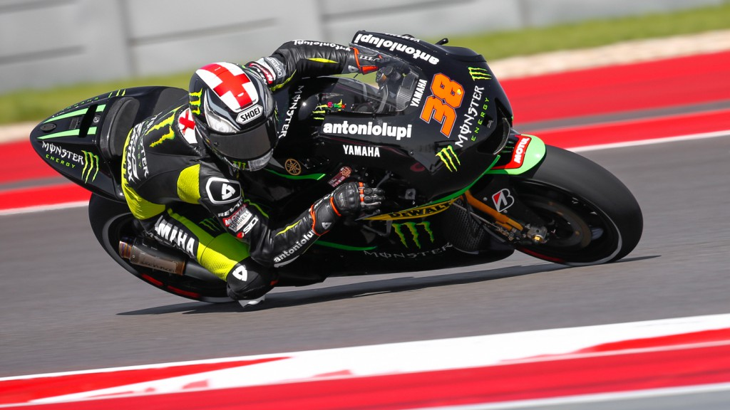 Bradley Smith, Monster Yamaha Tech 3, COTA Q2