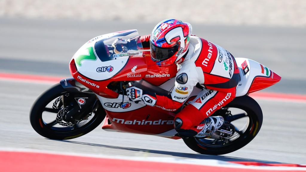 Efren Vazquez, Mahindra Racing, COTA FP3