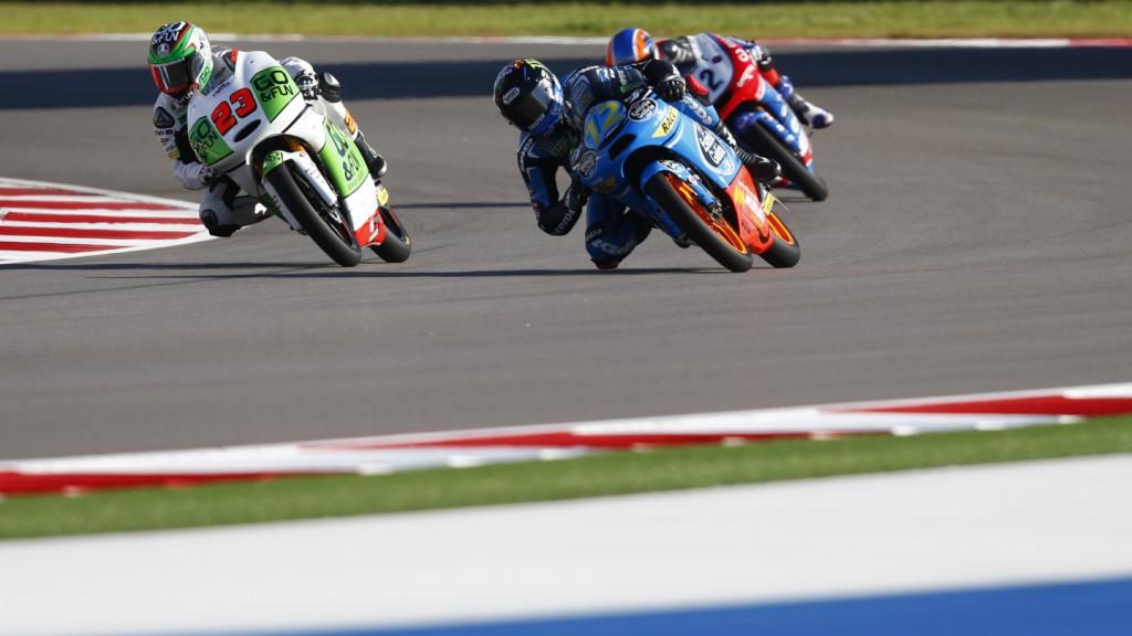 Antonelli Niccolo, Alex Marquez, GO&FUN Gresini Moto3, Estrella Galicia 0,0, COTA FP2