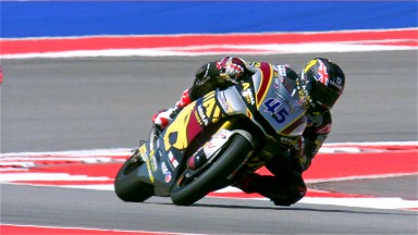 Scott Redding, Marc VDS Racing Team,COTA QP