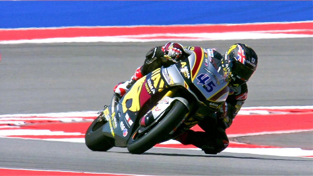 Scott Redding, Marc VDS Racing Team,COTA FP3