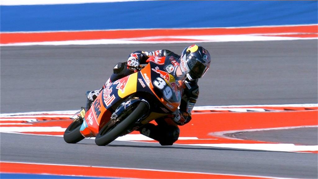 Luis Salom, Red Bull KTM Ajo, COTA QP