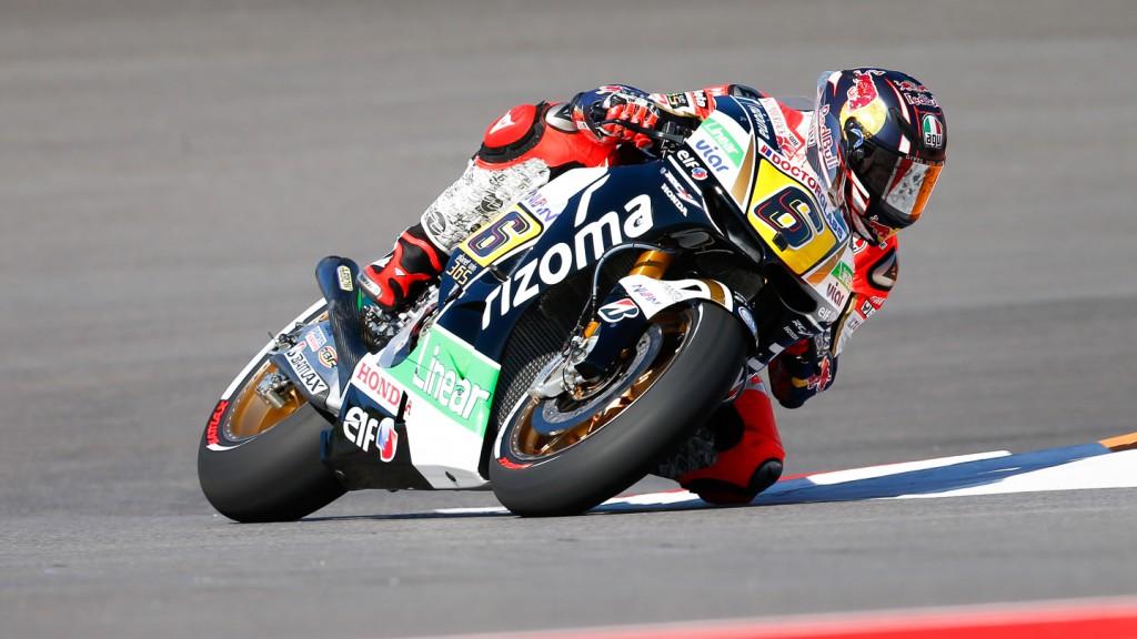 Stefan Bradl, LCR Honda MotoGP, COTA RAC