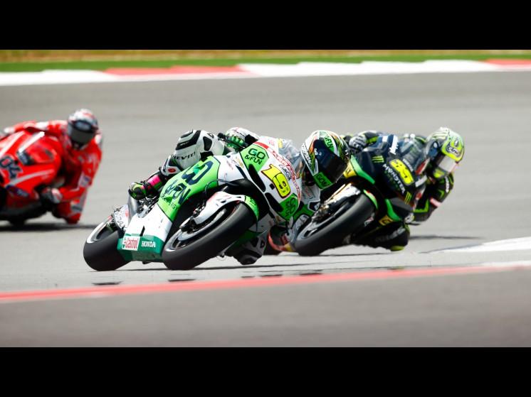 MotoGP Season 2013 - 19bautistamotogprace s1d4681 slideshow