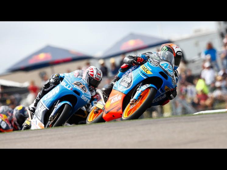 MotoGP Season 2013 - 25maverickvinales42alexrinsmoto3race s1d3370 slideshow