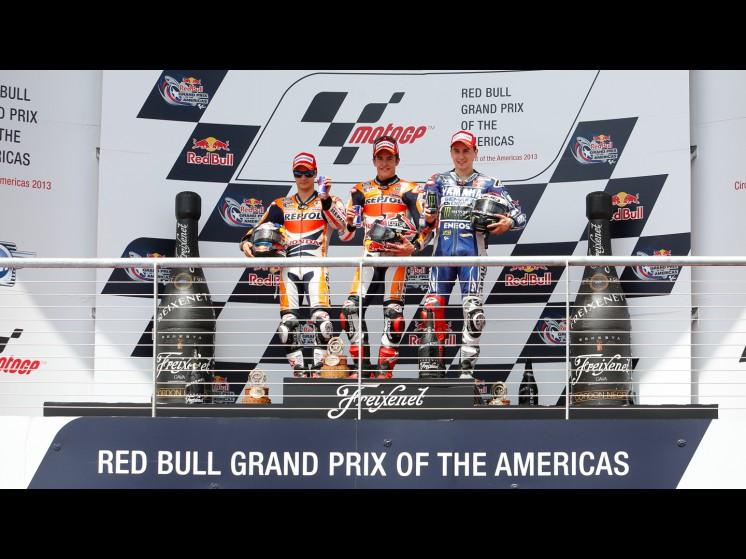 MotoGP Season 2013 - 26pedrosa93marquez99lorenzomotogprace s5d7072 slideshow