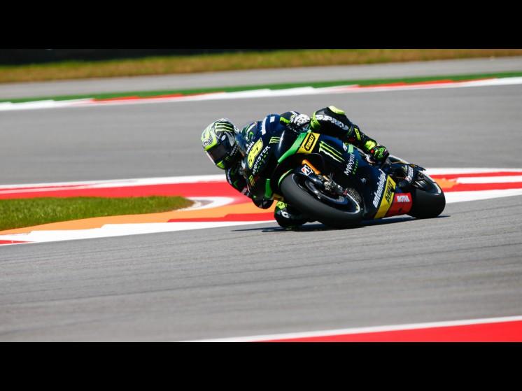 MotoGP Season 2013 - 35crutchlowfp2motogp s1d7896 slideshow