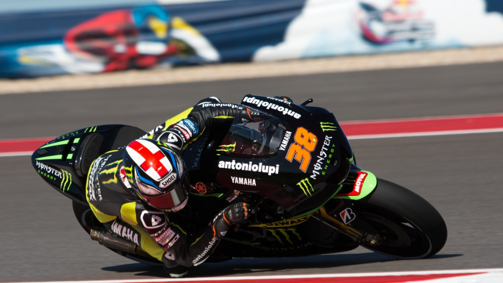 Bradley Smith, Monster Yamaha Tech 3, COTA RAC
