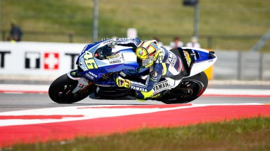 Valentino Rossi, Yamaha Factory Racing, COTA RAC