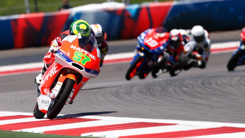 Eric Granado, Mapfre Aspar Team Moto3, COTA QP
