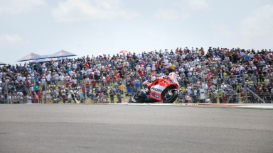 Nicky Hayden, Ducati Team, COTA RAC