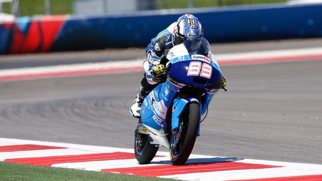 Danny Webb, Ambrogio Racing, COTA WUP