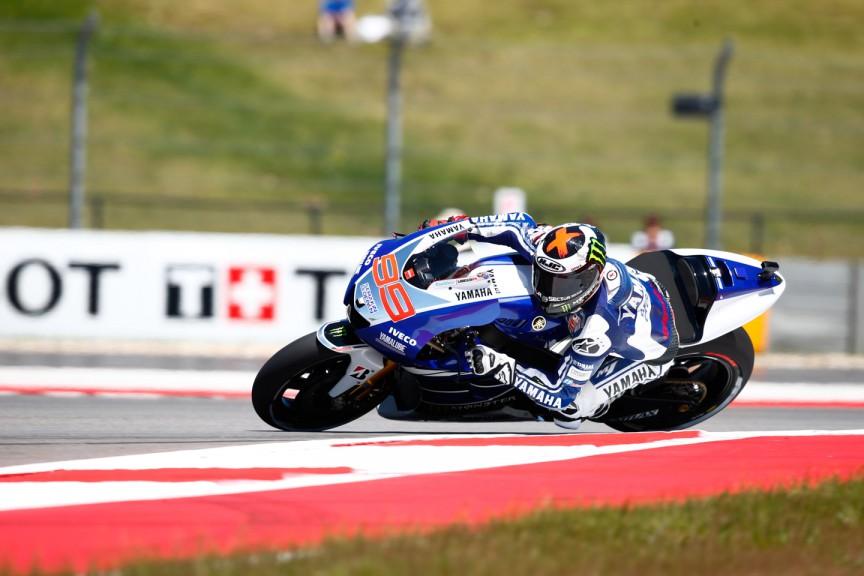 Jorge Lorenzo, Yamaha Factor Racing, COTA RAC