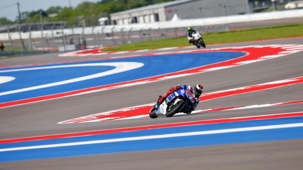 Jorge Lorenzo, Yamaha Factory Racing, COTA WUP