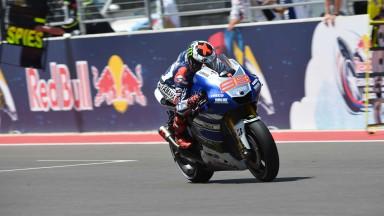 Jorge Lorenzo, Yamaha Factory Racing, COTA RAC