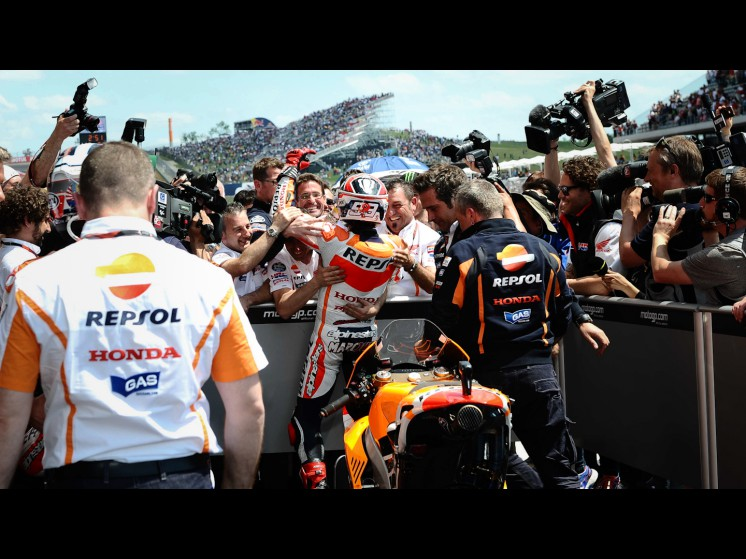 MotoGP Season 2013 - marquez dsc 2835 slideshow