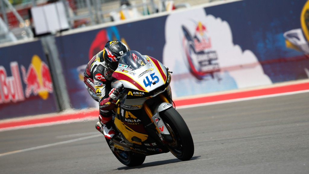 Scott Redding, Marc VDS Racing Team,COTA RAC