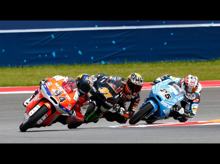 MotoGP Season 2013 - moto3race s1d3594 slideshow