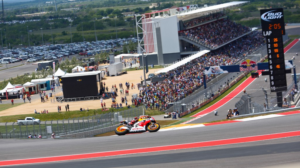 Marc Marquez, Repsol Honda Team, COTA RAC