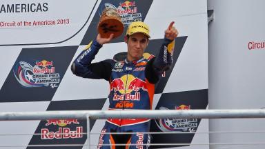 Luis Salom, Red Bull KTM AJO, COTA RAC
