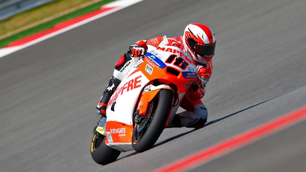Nico Terol, Mapfre Aspar Team Moto, COTA RAC