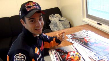 2013 - MotoGP- Feature - Dani Pedrosa