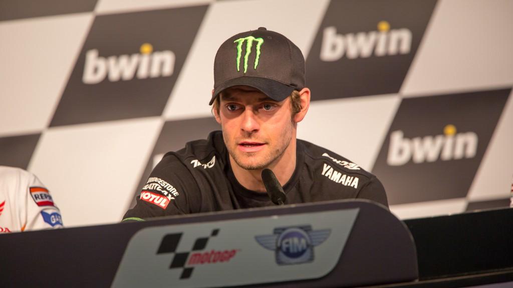 Cal Crutchlow, Gran Premio bwin de España Press Conference