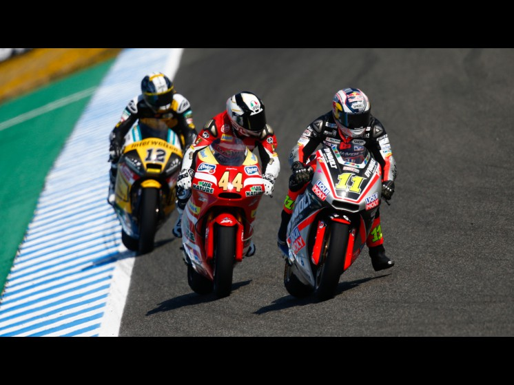 MotoGP Season 2013 - 11sandrocortese44stevenodendaalmoto2 s1d7175 slideshow
