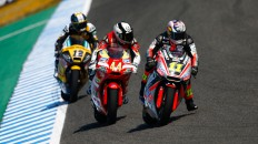 Moto2, Jerez FP2