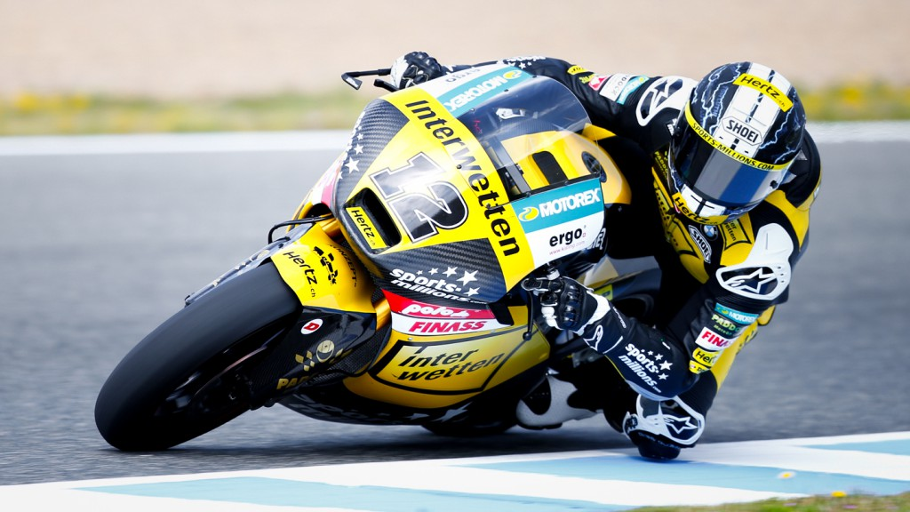 Thomas Luthi, Interwetten Paddock Moto2 Racing