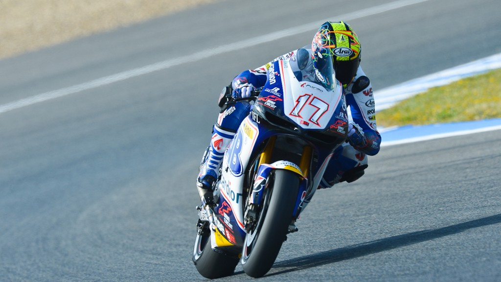 Karel Abraham, Cardion AB Motoracing, Jerez FP2